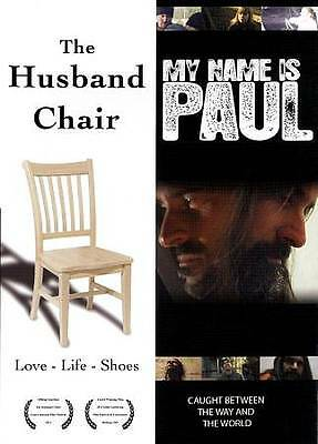 My Name Is Paul The Husband Chair Drama New Dvd
