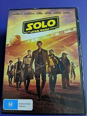 Solo - A Star Wars Story (DVD, 2018) - Free Express Shipping