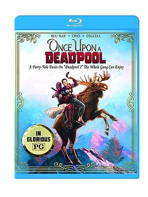 Once Upon a Deadpool - BLU-RAY/2019