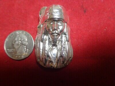 3.78 Troy ounce .999 Silver. Hand Poured Pirate design ingot   MFS