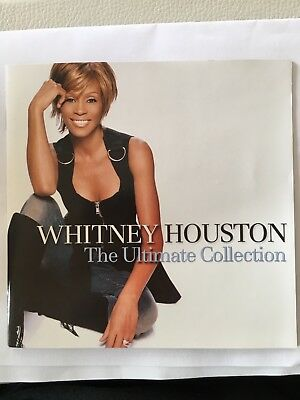 Whitney Houston - The Ultimate Collectionf - CD Album