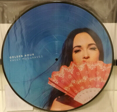 Golden Hour (LIMITED EDITION Picture Disc) - Kacey Musgraves