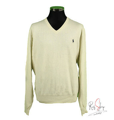 Polo By Ralph Lauren Maglioncino Pullover Sweater Vintage