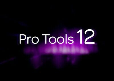 AVID PRO TOOLS 12 PERPETUAL License - Used
