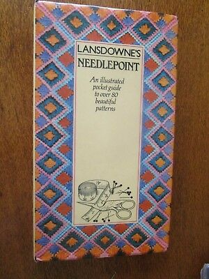 Landsdowne's Needlepoint A Pocket Guide To Over 80 Beautiful Stitches