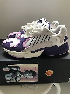 new product dde49 aa177 Adidas X DBZ Yung 1 Frieza New 40(Dragon Ball Z)