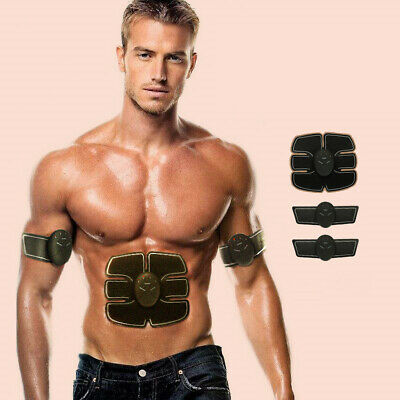 Smart Stimulator Fitness Gear Muscle Training Abdominal Body Toning Belt Trainer