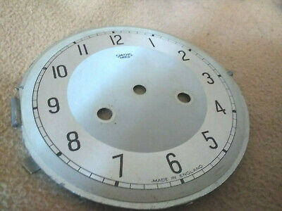 Vintage Smiths Enfield Clock face 5.75 inches round