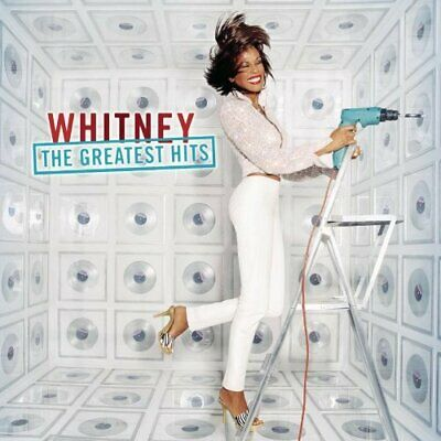 Whitney Houston - The Greatest Hits (2 Disc) CD NEW