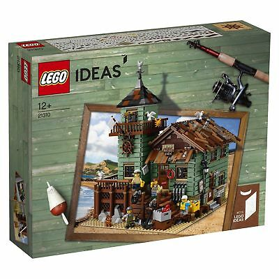 LEGO Ideas Old Fishing Store 2017 (21310) BNIB FREE NEXT DAY DELIVERY - LEGO SUP