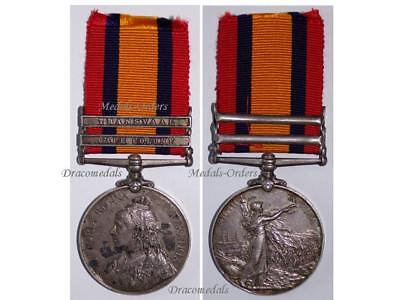 Britain Queen's South Africa Military Medal Transvaal Cape Colony Rifle Brigade