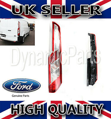 Genuine Ford Transit Custom Rear O/s Driver Side Tail Light Lamp 2287854 1852322