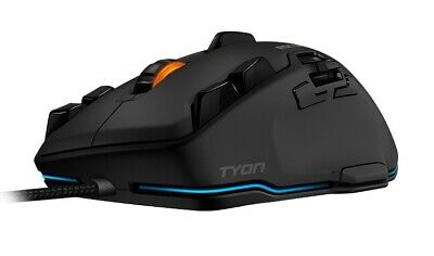 ROCCAT Tyon Multi-Button Gaming Maus Mouse Computer Schwarz 8200 DPI