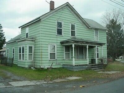 NO RESERVE!!! 2392 Sq.Ft. for Sale in West Edmeston, NY UP FOR AUCTION!!!
