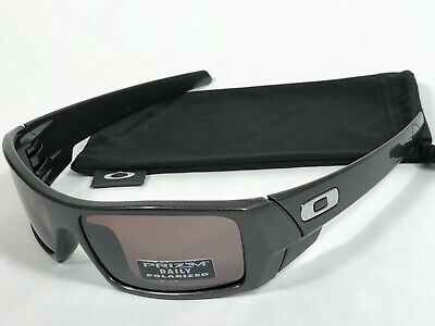 5b6dc7281ce MINT! OAKLEY GASCAN Granite 9014-1860 Sunglasses Prizm Daily ...