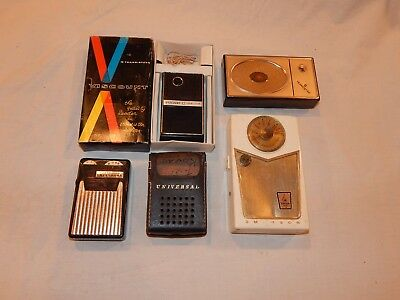 Emerson ,viscount In Box,universal,musicaire