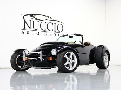 1998 Panoz AIV Roadster  1998 PANOZ AIV ROADSTER!! - BLACK/TAN!! - ONLY 12K MILES!! ONE OWNER!!