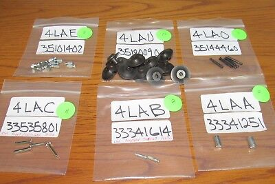 LOT of ISM Stapler Parts  New Hard to Find (Lot#1)