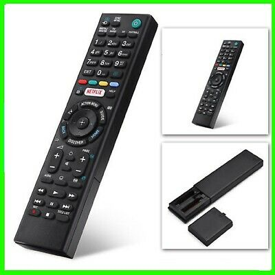 Telecomando Universale Sony Bravia Compatibile Tv Smart Lcd Led Netflix Full Hd