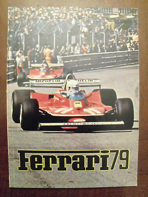 Annuario Ferrari/Ferrari Yearbook 1979 - F1