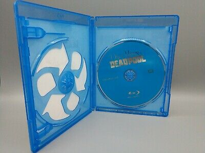 Never viewed - Once Upon A DeadPool on Blu-ray w/ Original Case