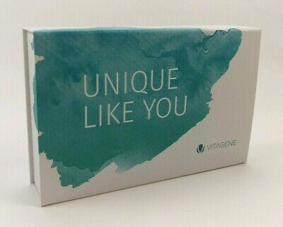 Vitagene DNA Test Kit Health + Ancestry Personal Genetic Reports SEALED NEW