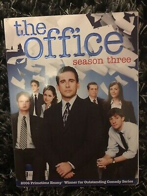 The Office Season 3 DVD Set