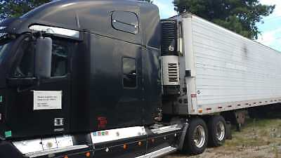 2001 Freightliner Truck and Trailer