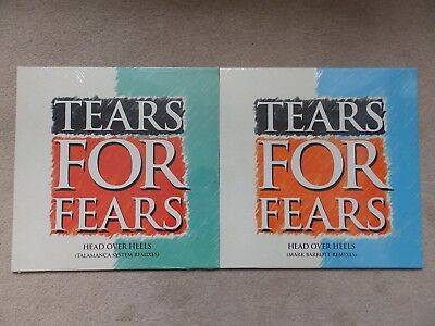 "TEARS FOR FEARS - HEAD OVER HEELS - 2 x 12"" - RSD 2018 - BOTH SEALED NEW"