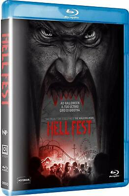 Blu Ray Hell Fest - (2018) .......NUOVO