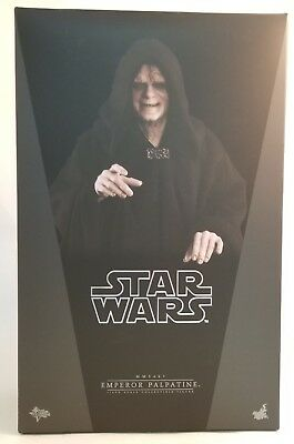 Hot Toys Star Wars Return of the Jedi MMS467 EMPEROR PALPATINE 1/6 Scale Figure