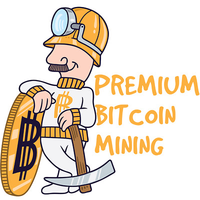 1 hour bitcoin mining contract 13.5 TH/s - Huge discount for quantity