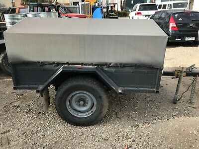 Trailer 4WD 2000 kg capacity
