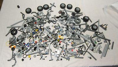 Lego Technic Mindstorm 9797 Parts - 2 lbs pound Beams Gears Axles Tires etc