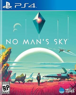 No Mans Sky Playstation 4 NEW Sealed