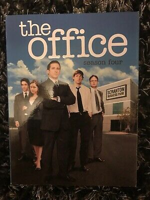 The Office Season 4 DVD Set