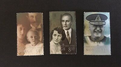 Norway Scott's #1369-1371 complete, set, MNH,cat. value $9.00
