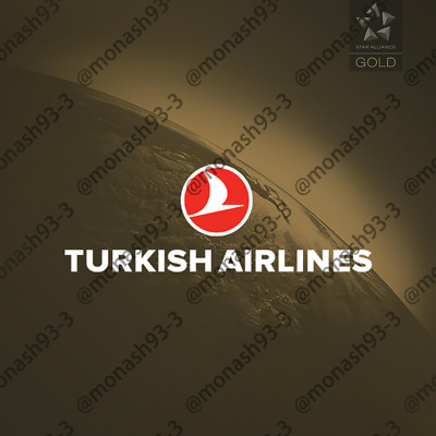 Turkish Airlines Star Alliance Gold Status Miles&Smiles Elite for 2 YEARS