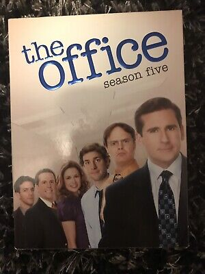 The Office Season 5 DVD Set