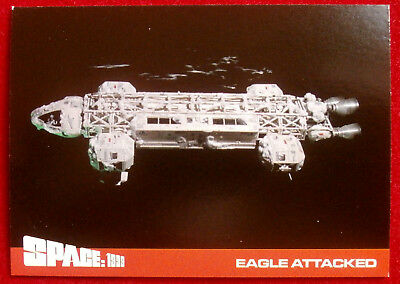 SPACE 1999 - SERIES TWO - Card #20 - EAGLE ATTACKED - Unstoppable Cards Ltd 2018