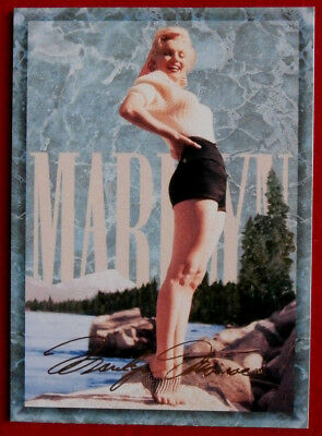 MARILYN MONROE - Series 1 - Sports Time 1993 - Individual Card #42