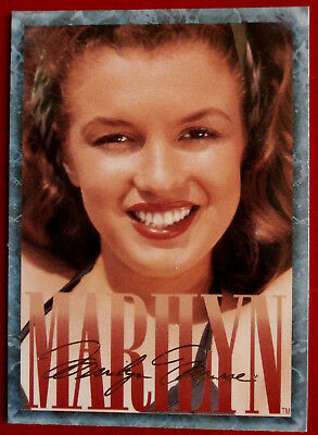 MARILYN MONROE - Series 1 - Sports Time 1993 - Individual Card #54