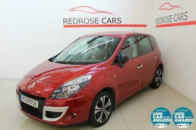 2011 61 Renault Scenic 1.6 Dynamique Tomtom Bose Energy Dci S/s 5D 130 Bhp Diese