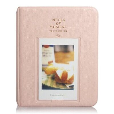 64 Pockets Mini Album Case Storage For Polaroid Photo FujiFilm Instax Film I4