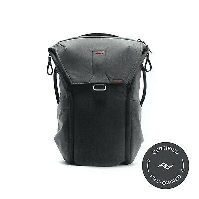 Peak Design Everyday Backpack 30L Charcoal - PD Certified