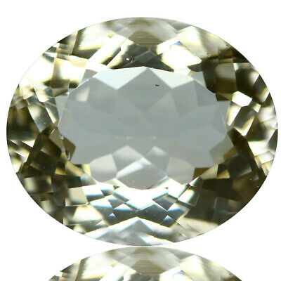 3.05 Ct Dazzling Rare Unheated Best Lustrous Yellow Scopalite !
