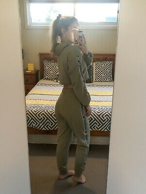 Pretty Little Thing Tracksuit Set