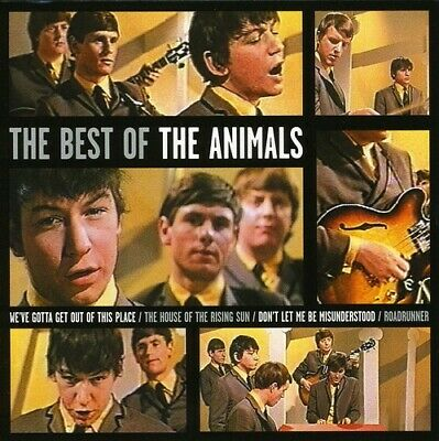 Animals The Best of CD NEW