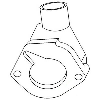 Massey Ferguson Tractor Thermostat 181634m1 To20 Te20 To30