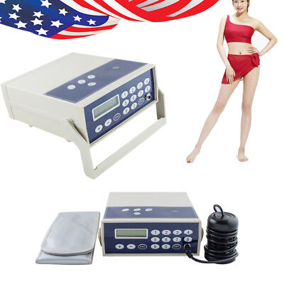 Cell Ionic Detox Foot Bath Spa therapy Chi Cleanse Machine Far infrared Beauty A